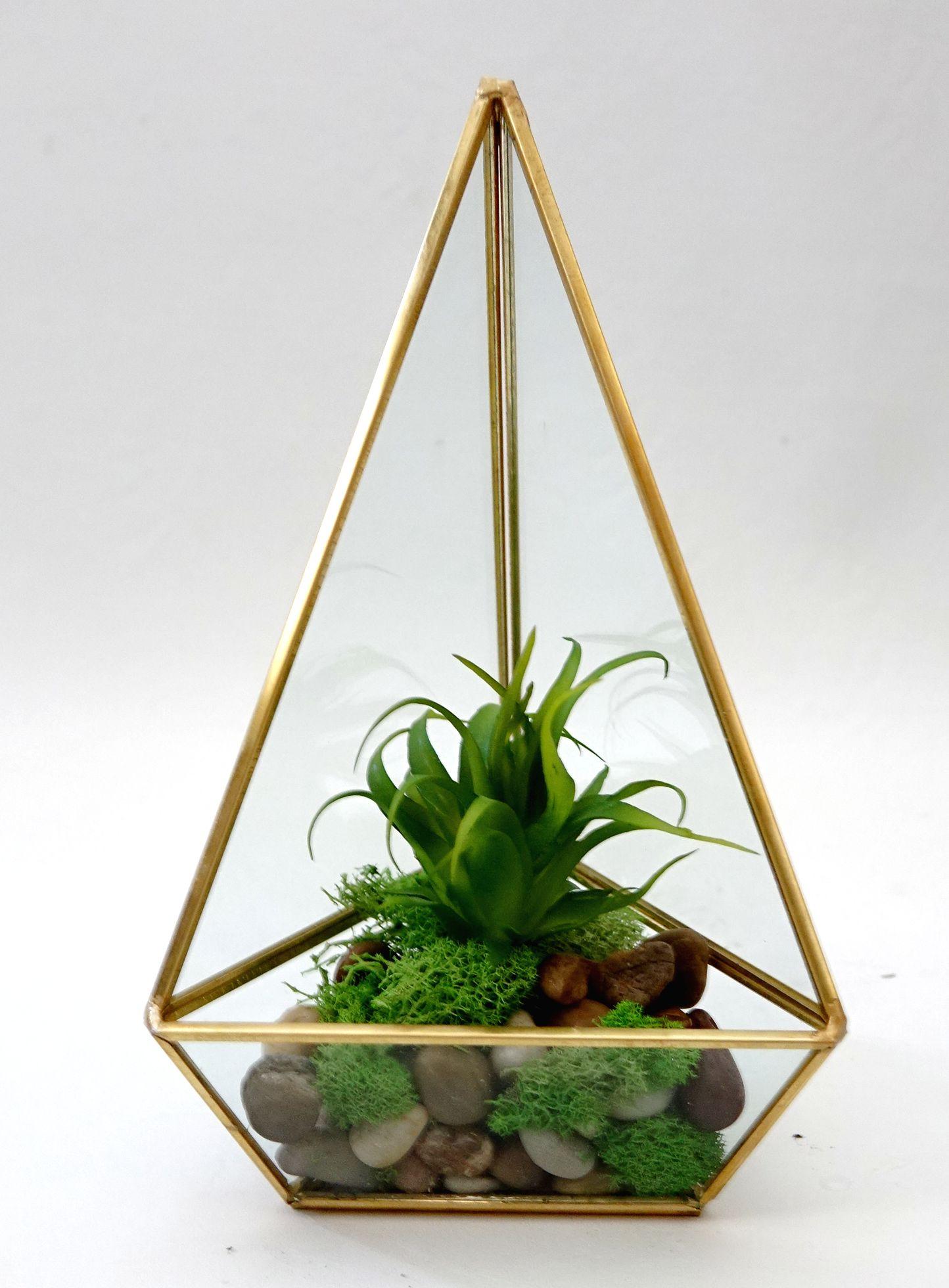 Glass Terrarium Signature Floral Gallery
